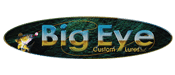 Big Eye Custom Lures logo