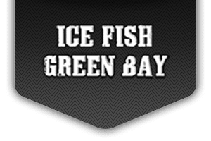 ice fish green bay logo