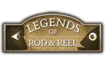 Legends of Rod & Reel logo